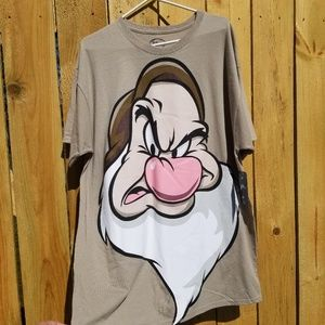 Disney Grumpy shirt